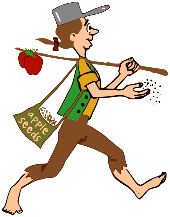 Johnny Appleseed - /American_History/Historic_figures/Johnny_Appleseed ...