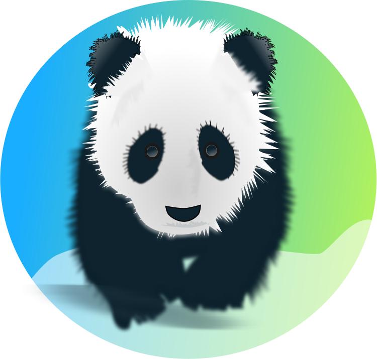 save the pandas   animals  b  bears  panda  save the pandas animal clipart free animals clipart for kids