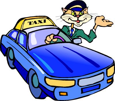 cat taxi driver - /animals/cats/cartoon_cats/cat_taxi_driver.html