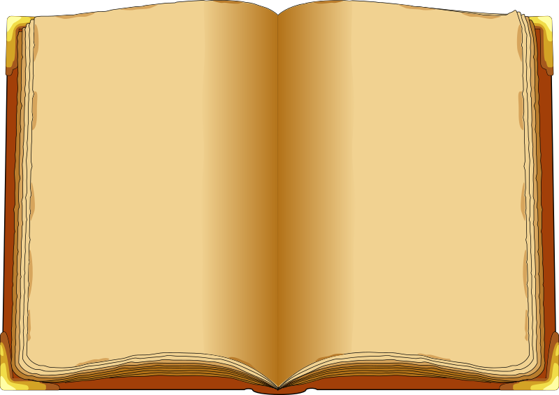 old book blank pages   blanks  book blank  old book blank candle clip art images candle clipart for chrismon tree
