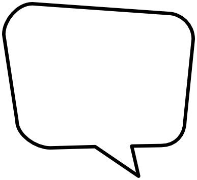 blank speech bubble - /blanks/callouts/comic_callout/blank ...