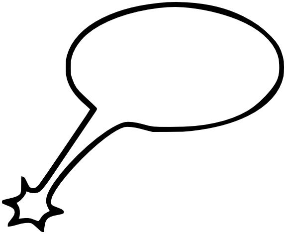 speech bubble comic 05 - /blanks/callouts/comic_callout ...