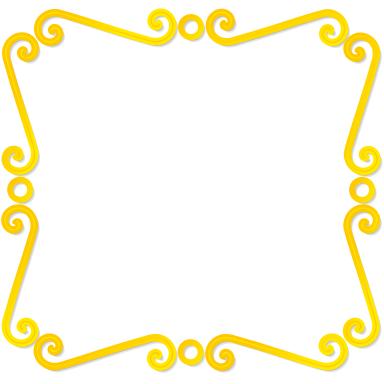 Spiral_frame_yellow.png on Preschool Summer Book