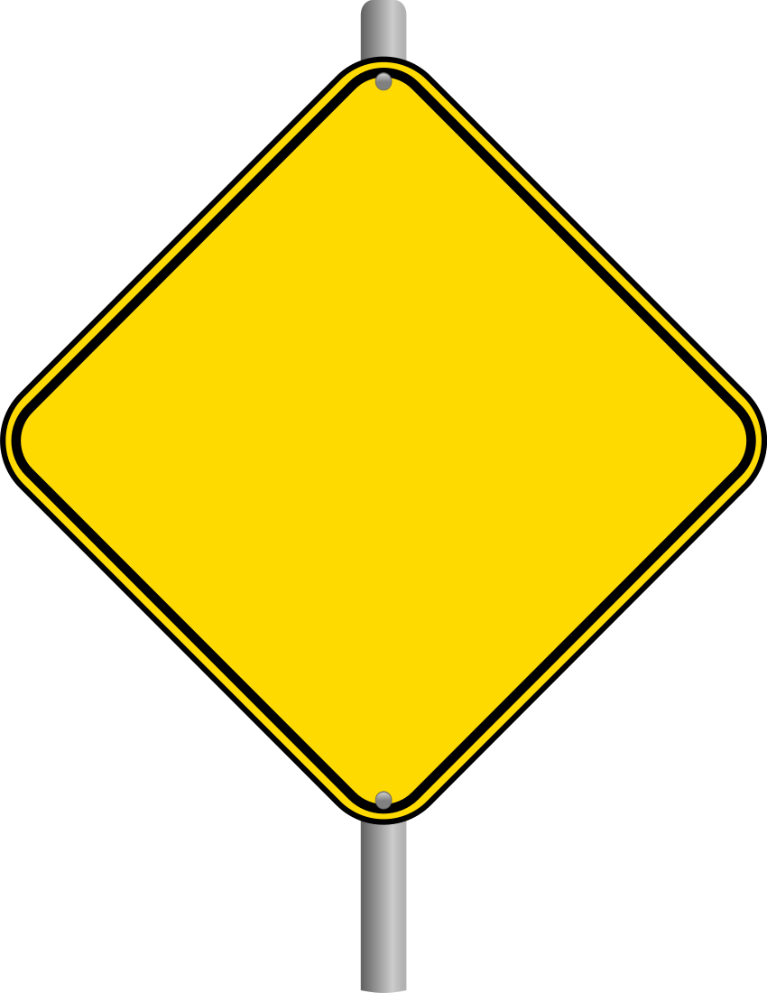 blank warning sign page - /blanks/road_signs/blank_warning_sign_page ...