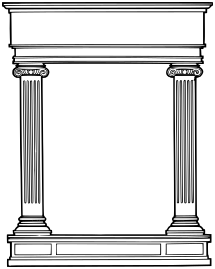 Roman Architecture Columns roman columns - /buildings/architecture/column/column_2
