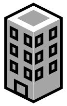 City Buildings Icon