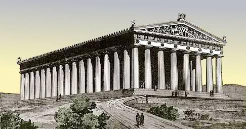 Parthenon 3 Buildings Famous Parthenon Parthenon 3 Jpg Html