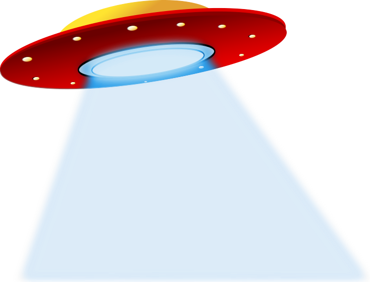 ufo clipart images - photo #42