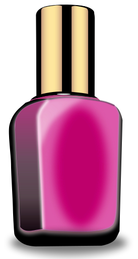 Nail Polish Pink Available Formats To Download Pngtransparent
