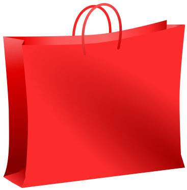 shopping bag red - /clothes/shopping/shopping_bag/shopping_bag_red ...