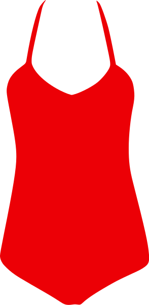 swimsuit one piece red - /clothes/swimwear/one_piece ...
