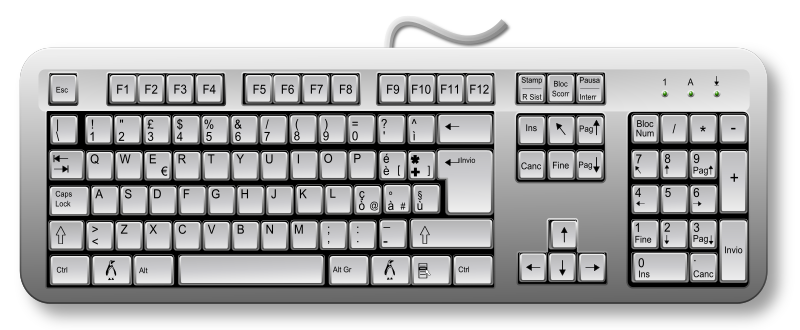 Keyboard Linux Computer Hardware Keyboard Keyboard 2 Keyboard Linux Png Html