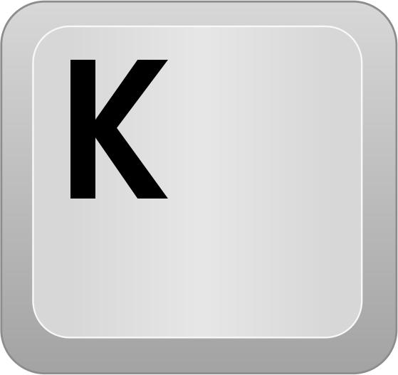 The Letter N In Windows  Key