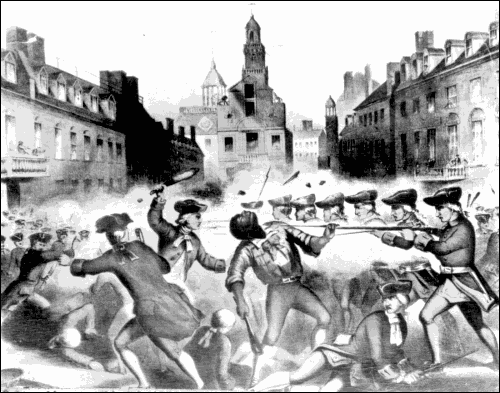 an introduction to the history of the boston massacre The boston massacre the infamous boston massacre by robert, smith short narrative of the horrid massacre in boston history links.