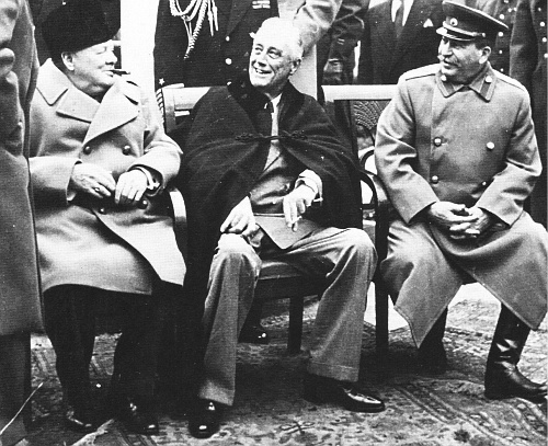 an introduction to the political history of the yalta conference The yalta conference - the yalta conference was one of the most important events in history, let alone, this century it took place from february 4 to february 11, 1945, at yalta, crimea, a port/resort.