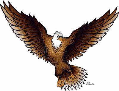 eagle af 3   armed services  fighting eagles  eagle af 3 clip art eagle flying clip art eagle w/af stripes
