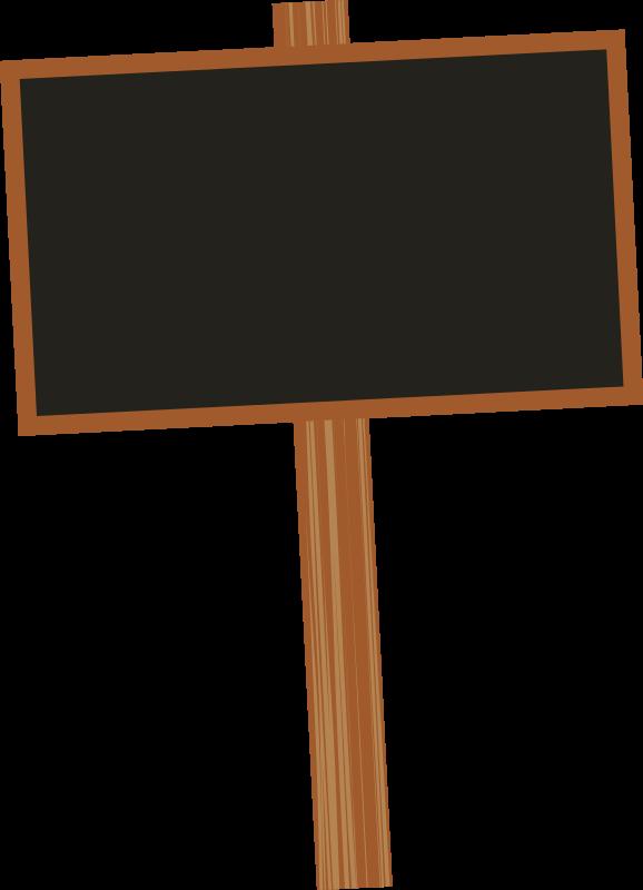blank blackboard sign - /blanks/assorted/assorted_blanks_2 ...