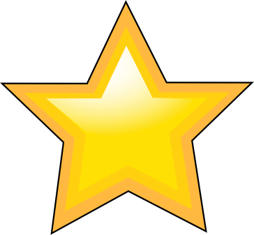 gold star blank 01 - /blanks/shapes/star/gold_star_blank_01.png.html
