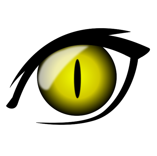 Cat Eyes Transparent