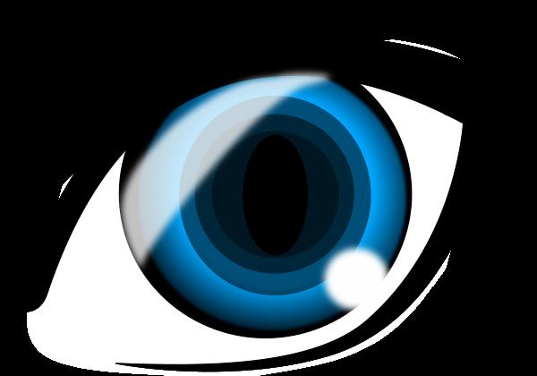 anime eyes clipart - photo #17
