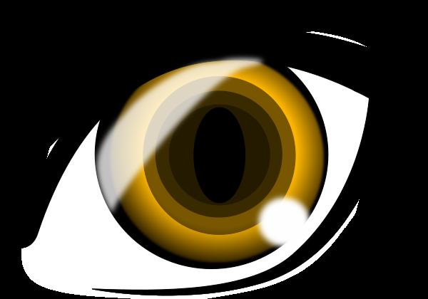 Anime Characters Yellow Eyes : Anime eye highlights yellow cartoon eyes
