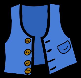 vest blue   clothes  jacket  vest blue png html jacket clip art black jacket clip art black and white