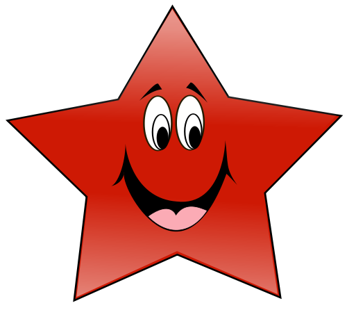 happy star red   education  gold stars  happy star red png html clip art of a star shape clip art of a star shape