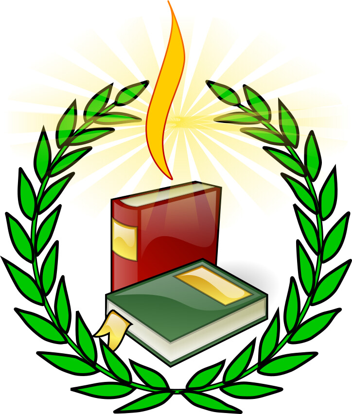 education symbol with flame - /education/signs/education ...