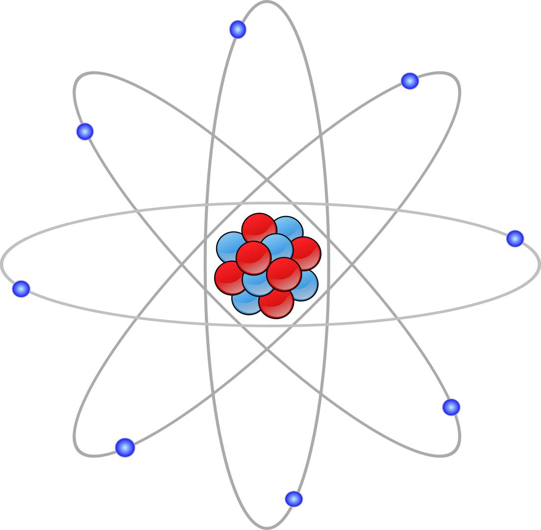 atomic diagram large   energy  atom  atomic diagram large atom clipart moving atom clip art no backround