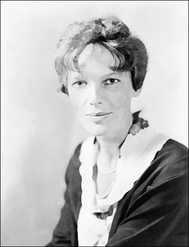 a biography of the early life and flying career of amerlia mary earhart Unlike most editing & proofreading services, we edit for everything: grammar, spelling, punctuation, idea flow, sentence structure, & more get started now.