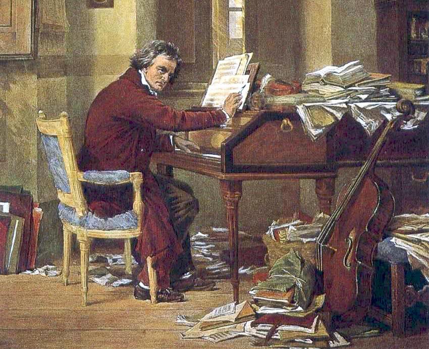Ludwig van Beethoven - Enri Duo - Frühlingssonate Violinsonaten op.24 F-dur und op.96 G-dur