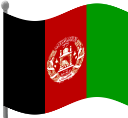 Afghanistan Flag Picture
