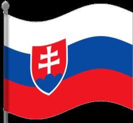 slovakia flag waving - /flags/Countries/S/Slovakia ...