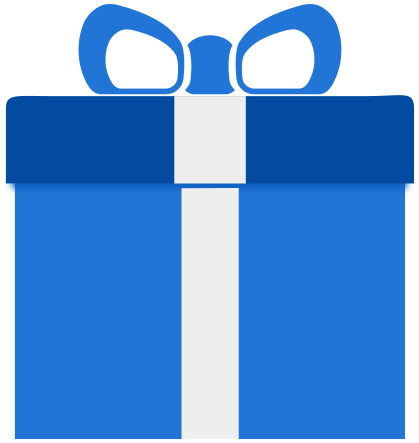 gift box blue   holiday  christmas  gifts  gift boxes  gift clip art boxing clip art boxing