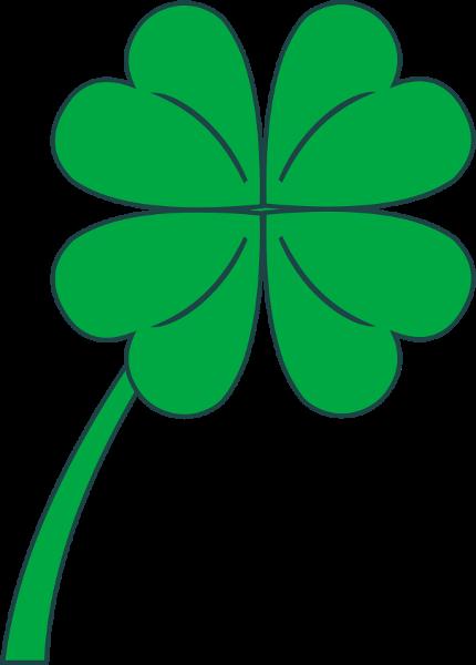 4 leaf clover   holiday  saint patricks day  clover  4 leaf picture day clip art image picture day clip art image