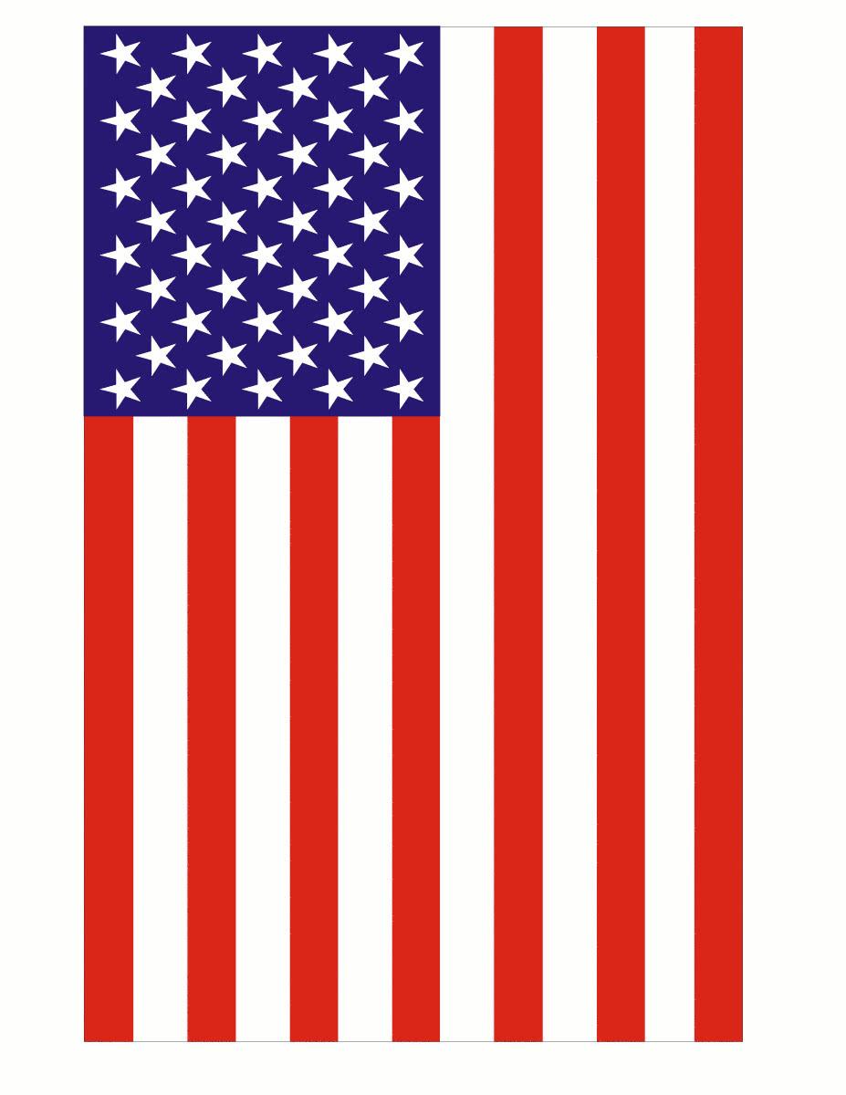 large vertical us flag   holiday  veterans day  large veterans clip art free funeral programs veterans clip art free