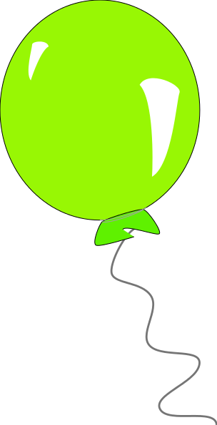 Transparent balloons png picture - Balloon Round Green Bold Holiday Balloons Round Balloon