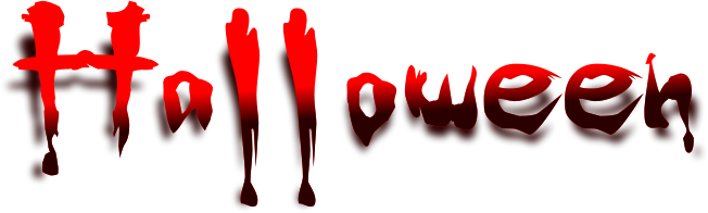 halloween word spooky 2 tone - /holiday/halloween/spooky_words ...