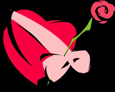 Valentine Candy Box W Rose Holidayvalentinesvalentine