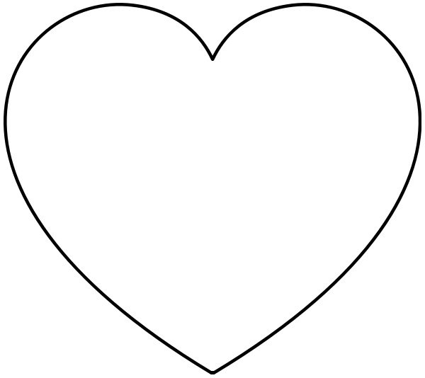 simple heart   holiday  valentines  valentine hearts  basic heart clipart free heart clipart png