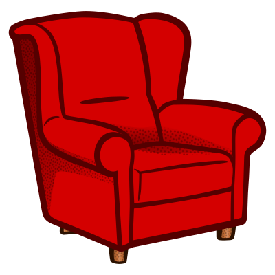 armchair   household  furniture  chair  chair 2  armchair png chair clip art table chair clipart for room layout
