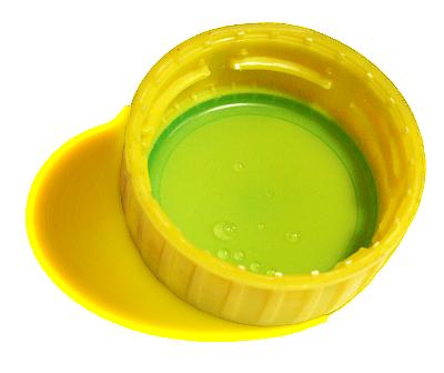 Bottle Cap Picture Yellow Household Kitchen Bottle
