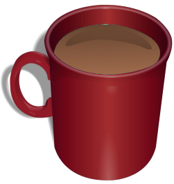 coffee mug red   household  kitchen  coffee  coffee mug red clipart coffee mug clipart images of coffee mugs