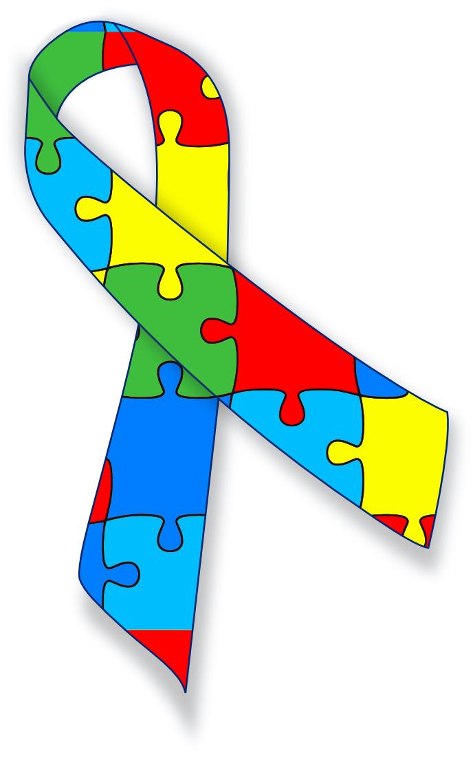 Autism Awareness Ribbon Medical Medical Problems