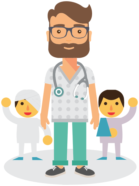 pediatrician   medical  personnel  doctor  doctor 3 Pediatrician Doctor pediatrician doctor clipart