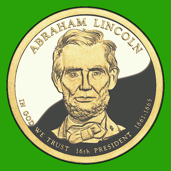 Abraham Lincoln Coin Money Coins Presidential Coins