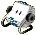 rolodex 2   office  supplies  rolodex 2 png html Cross Clip Art office supplies clip art free