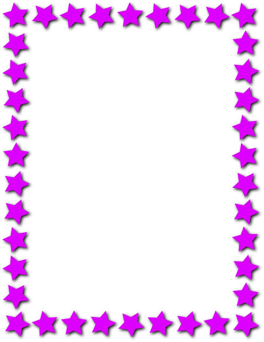 star frame purple - /page_frames/star_border/star_frame_purple.png ...