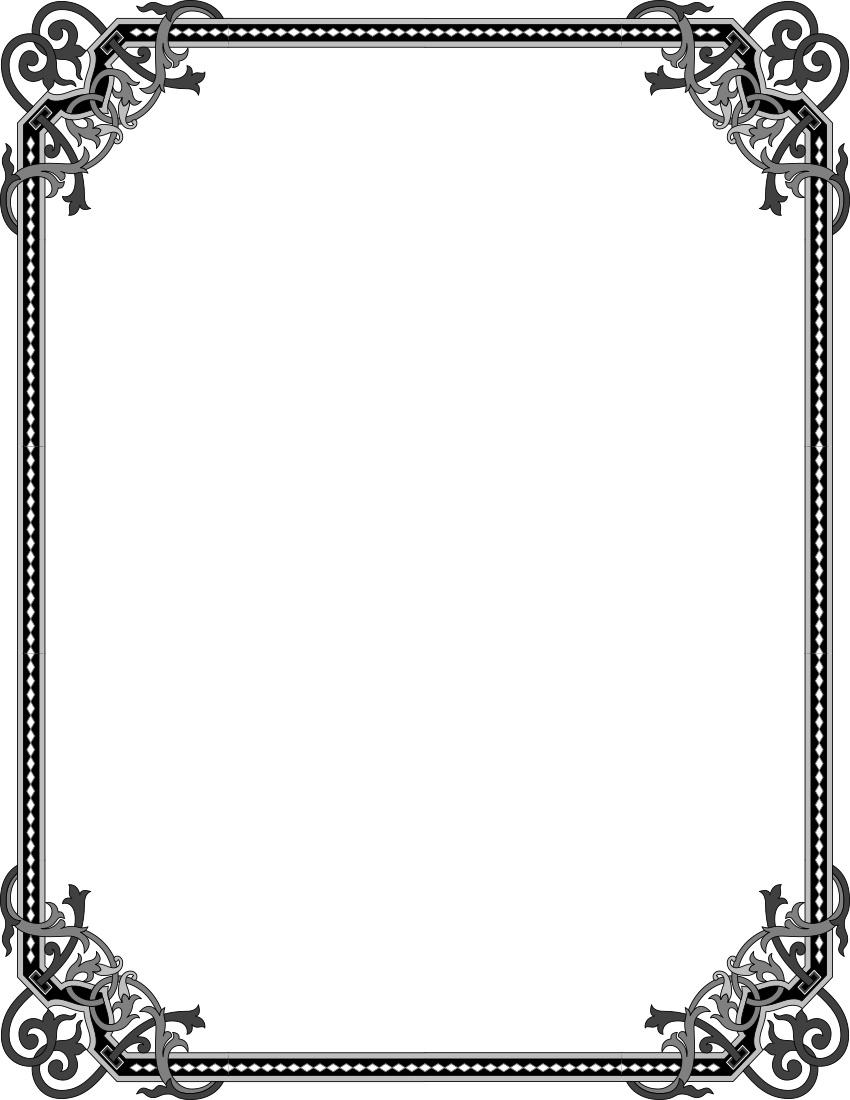 vintage frames and backgrounds 4