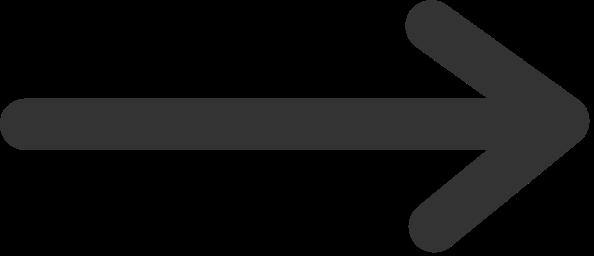 arrow BW thin right - /signs_symbol/arrows/BW_arrows/arrow_BW_thin ...